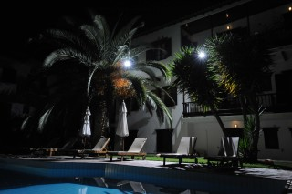 facilities elli hotel pool sunbeds